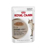 Royal Canin Ageing +12 in Gravy 12 x 85g