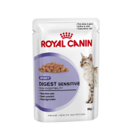 Royal Canin Digest Sensitive in Gravy 12 x 85g