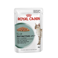 Royal Canin Instinctive +7 in Gravy 12 x 85g