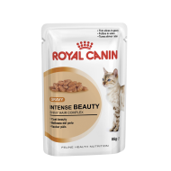 Royal Canin Intense Beauty in Gravy 12 x 85g