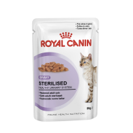 Royal Canin Sterilised in Jelly 12 x 85g