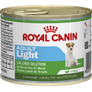 Royal Canin Mini Adult Light Våtfôr 12 x 195g
