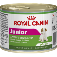 Royal Canin Mini Junior Våtfôr 12 x 195g