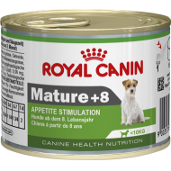 Royal Canin Mini Mature +8 Våtfôr 12 x 195g