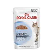 Royal Canin Ultra Light in Jelly 12 x 85g