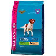 Eukanuba Mature & Senior rich in Lamb & Rice