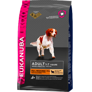 Eukanuba Adult Small & Medium Breed Rich in Lamb & Rice 12 kg