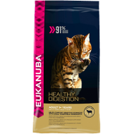 Eukanuba Cat Adult Healthy Digestion 1+ Lamb 4 kg