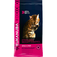 Eukanuba Cat Adult Sterilised/Weight Control