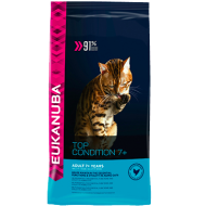 Eukanuba Cat Senior Top Condition 7+