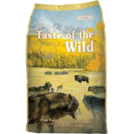 Taste of the Wild Dog High Prairie Bison 13,61 kg