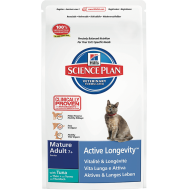 Hill's Science Plan Feline Mature Adult 7+ Tuna 2 kg