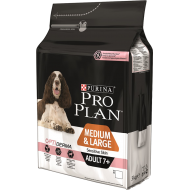 Purina Pro Plan Adult 7+ Medium & Large Sensitive Skin OPTIDERMA 14 kg