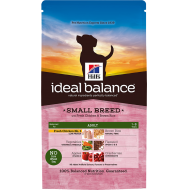 Hill's Ideal Balance Canine Adult Small Breed Fresh Chicken & Brown Rice 2 kg