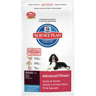 Hill's Science Plan Dog Adult Advanced Fitness Medium Tuna & Rice
