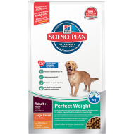 Hill's Science Plan Dog Adult Perfect Weight Large Breed Chicken 12 kg