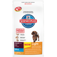 Hill's Science Plan Dog Adult Light Mini Chicken
