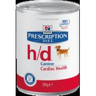 Hill's Prescription Diet Canine h/d™ våtfôr 12 x 370g