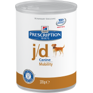 Hill's Prescription Diet Canine j/d™ våtfôr 12 x 370g