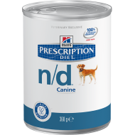 Hill's Prescription Diet Canine n/d™ våtfôr 12 x 360g