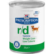 Hill's Prescription Diet Canine r/d™ våtfôr 12 x 350g