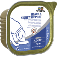 Specific Dog Heart & Kidney Support våtfôr 6 x 300g