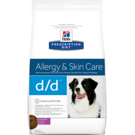 Hill's Prescription Diet Canine d/d Duck & Rice