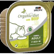 Specific Cat Organic with Beef våtfôr 7 x 100g