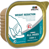 Specific Dog Weight Reduction våtfôr CRW 6 x 300g