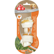 8in1 Delights Chicken Bones S 1 pakke