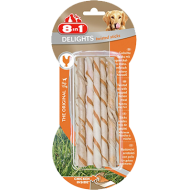 8in1 Delights Twisted Sticks 1 pakke
