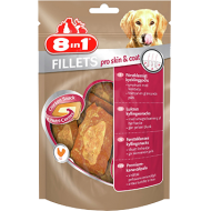8in1 Fillets Pro Skin & Coat S 1 pakke