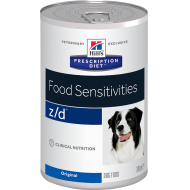 Hill's Prescription Diet Canine z/d våtfôr 12 x 370g