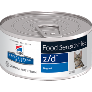 Hill's Prescription Diet Feline z/d™ våtfôr 24 x 156g