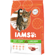 Iams Cat Adult with Lamb & Chicken 10 kg