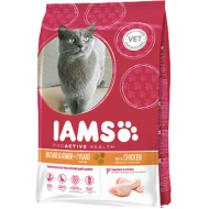 Iams Cat Mature & Senior with Chicken 10 kg