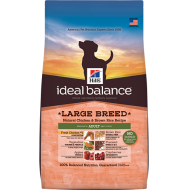 Hill's Ideal Balance Canine Adult Large Breed with Fresh Chicken & Brown Rice 12 kg