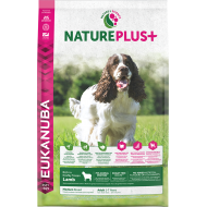 Eukanuba NaturePlus Adult Medium rich in freshly frozen Lamb 14 kg