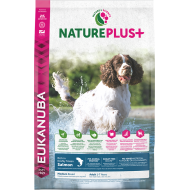Eukanuba NaturePlus Adult Medium rich in freshly frozen Salmon 14 kg