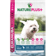 Eukanuba NaturePlus Adult Small rich in freshly frozen Salmon 14 kg