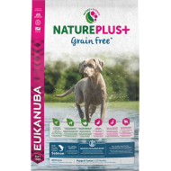 Eukanuba NaturePlus Grain Free Puppy & Junior rich in freshly frozen Salmon 14 kg