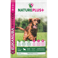 Eukanuba NaturePlus Puppy & Junior rich in freshly frozen Lamb 14 kg
