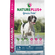Eukanuba NaturePlus Grain Free Adult All Breed rich in freshly frozen Salmon 14 kg
