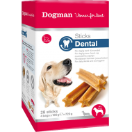 Dogman Dental Sticks