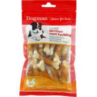 Dogman Miniben Kylling 80g