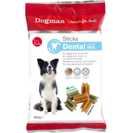 Dogman Dental Sticks Mini Mix 180g