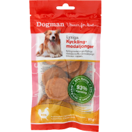 Dogman Kyllingmedaljonger