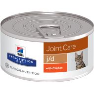 Hill's Prescription Diet Feline j/d™ våtfôr 24 x 156g
