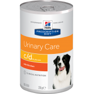Hill's Prescription Diet Canine c/d Multicare våtfôr 12 x 370g