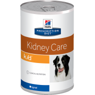 Hill's Prescription Diet Canine k/d våtfôr 12 x 370g